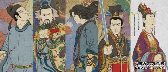 《大唐传奇》发海报 BT一剑永恒网页游戏打造极致东方美学的国民英雄传奇